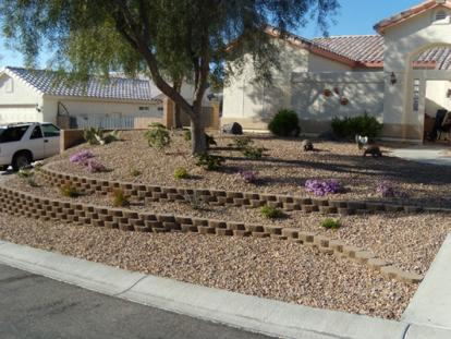 Landscaping Completion 5