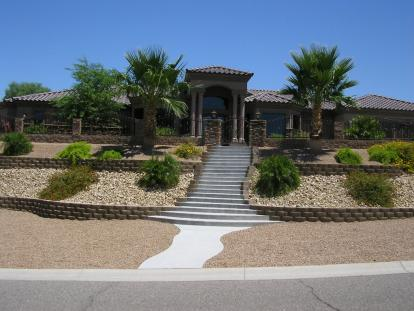 Landscaping Completion 2