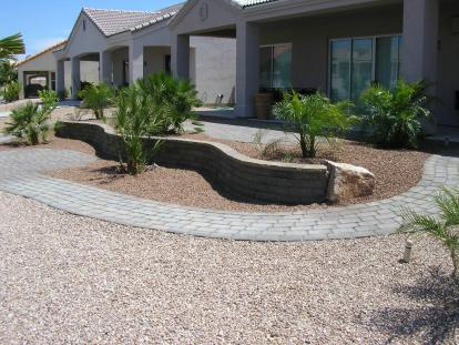 Landscaping Completion 4
