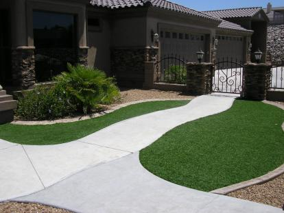 Landscaping Completion 3